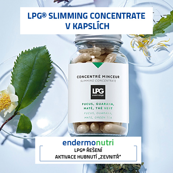 Slimming concentrate capsules